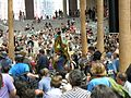 Asphalt Orchestra at World Financial Center 2011.jpg