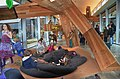 At the visitors center Rheden you find lots of educational playing possibilities. Ideal for family purposes - panoramio.jpg