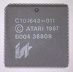Blitter - Atari Blitter chip