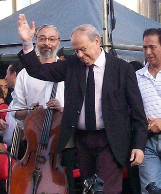 Atilio Stampone - Maestro Stampone in 2010