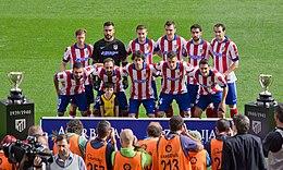 Club Atlético de Madrid 2014-2015 - Wikipedia