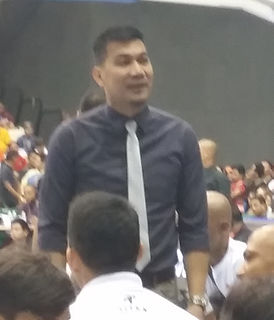 Ato Agustin Filipino basketball player and coach