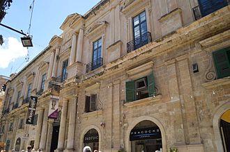 Auberge de Provence - Façade of Auberge de Provence