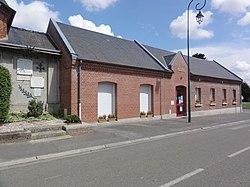 Aubigny-aux-Kaisnes (Aisne) mairie.JPG