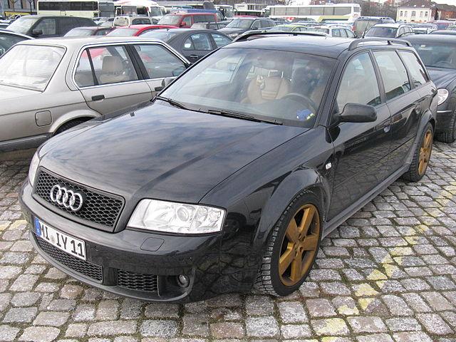 Audi RS6 Avant (6873410249)