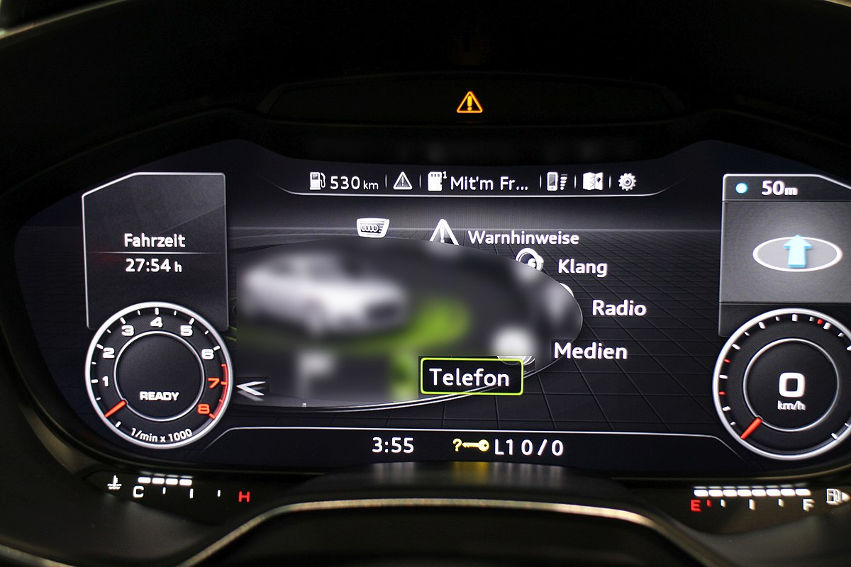 Multi Media Interface Wikipedia - Audi mmi update