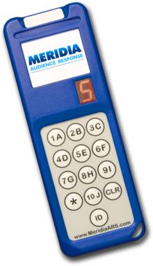 Audience Response Keypad - 7 segment display advanced RF communication.png