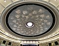 Auditorium ceiling at the Brisbane City Hall.jpg
