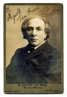 Auguste van Biene