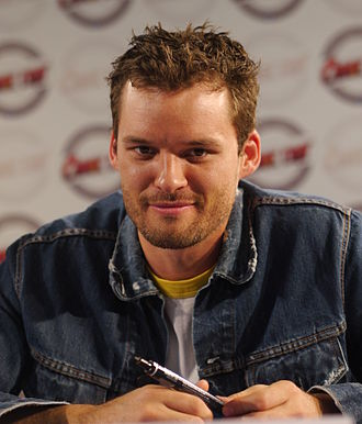 Austin Nichols - Nichols at the San Diego Comic-Con in 2012