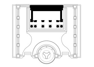 El Templete - Floor Plan
