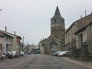 Autreville, Vosges Commune in Grand Est, France