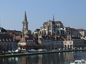 Auxerre - Abbaye Saint-Germain - 2