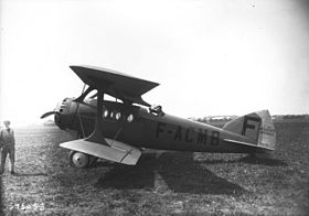 Image illustrative de l'article Blériot-SPAD S.33