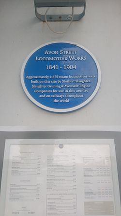 Photo of Blue plaque № 41329