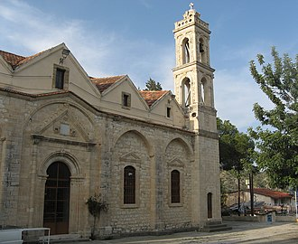 Agios Mamas, Limassol - Agios Mamas village church