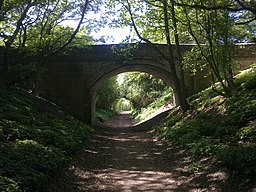 Ayot Greenway Bridge