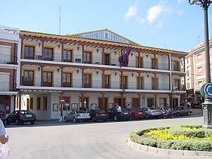 Ciempozuelos - City Hall