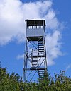Azure Mountain Fire Observation Station