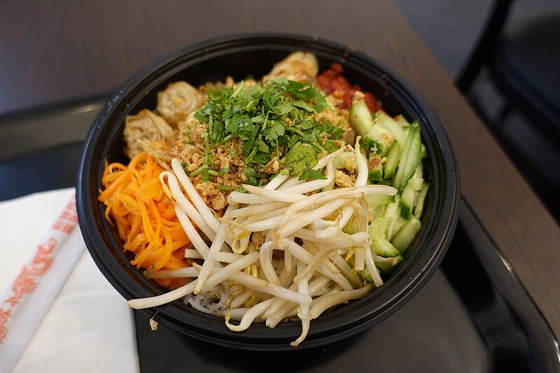 comida vietnamita na França