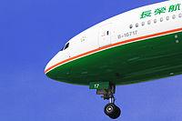B-16717 - B77W - EVA Air