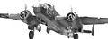 B-25J 446th BS October 1944.jpg