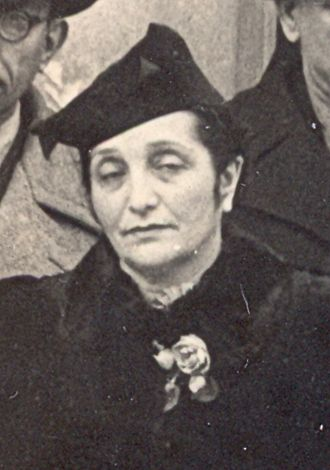 Dora Gabe - Dora Gabe, before 1939