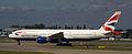 BA Boeing 777-236(ER) G-YMMD (6211642281).jpg