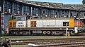 BB 64601 devant la rotonde de Longueau (fête du rail 2019).jpg