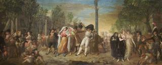 The Pla de la Boqueria