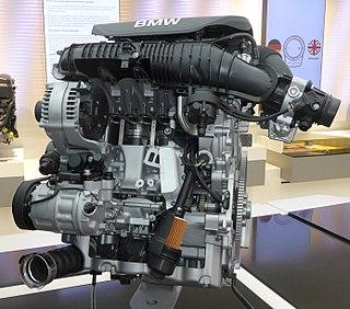 BMW B48 Turbocharged inline-four petrol engine