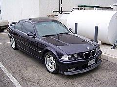 BMW M3 E36.