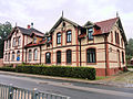 Bad Doberan Friedrich-Franz-Strasse 10 12 Baudenkmal 2011-08-31.jpg