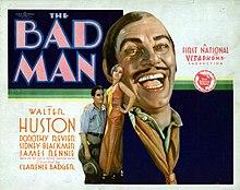 Bad Man Film