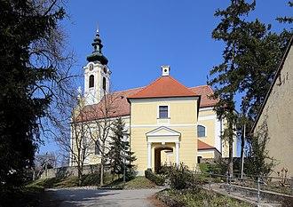 Bad Pirawarth - Parish church