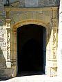 Badefols-d'Ans église portail.JPG