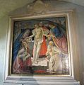 Badia a settimo, sagrestia, scuola del ghirlandaio, deposizione nel sepolcro, 1479-80.JPG
