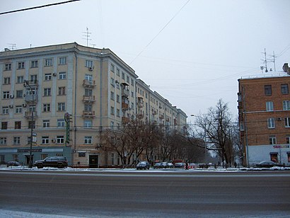 How to get to Можайское Шоссе with public transit - About the place