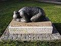 Baiser à la terre, statue de Dante Ghielmini-04-2008.jpg
