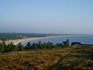 Hosdurg taluk - Bekal Fort in Hosdurg Taluk