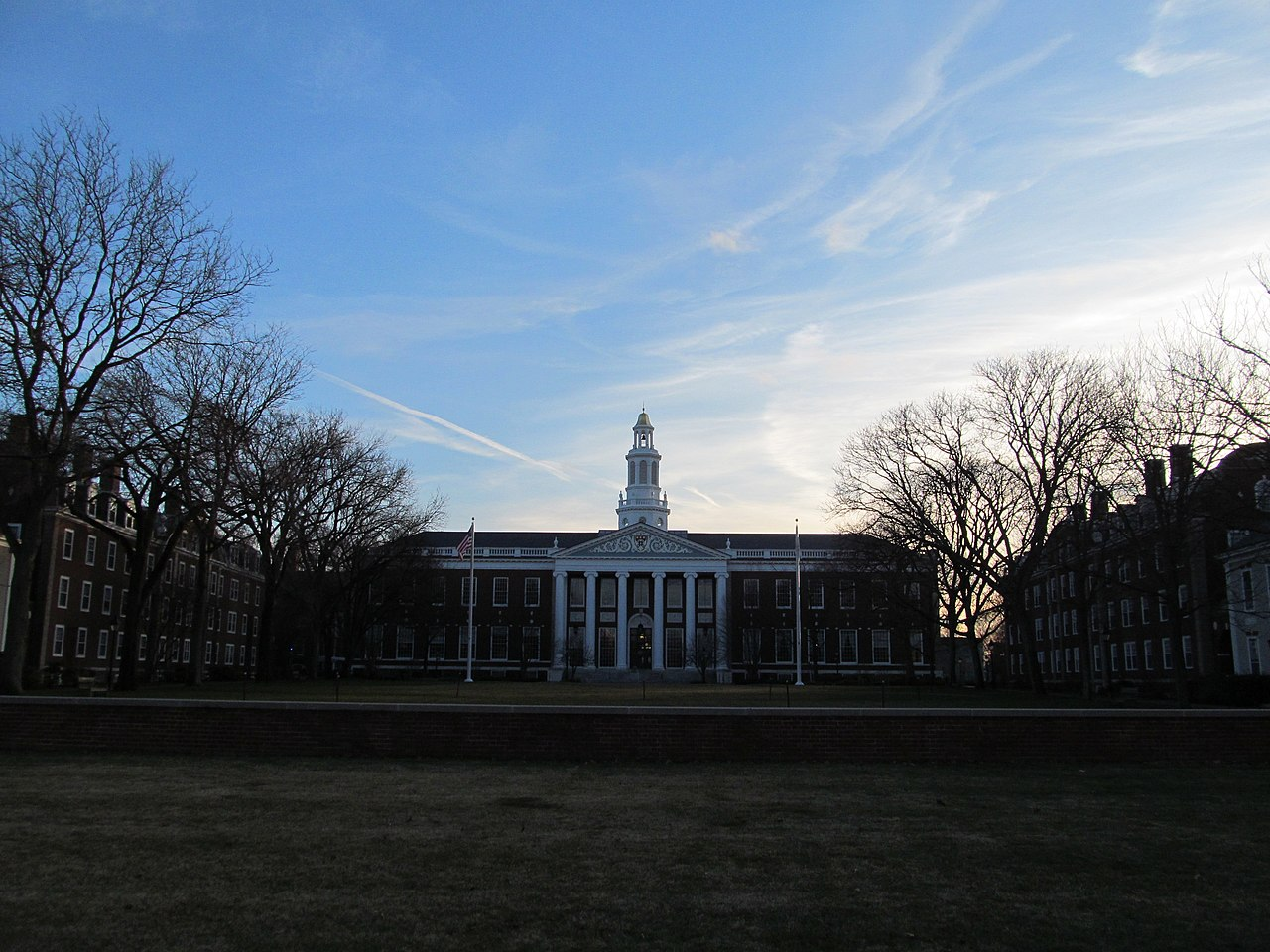 File:Baker Library, Harvard Business School, Allston MA ...