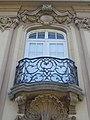 Balatoni Museum, balcony, Keszthely, 2016 Hungary.jpg