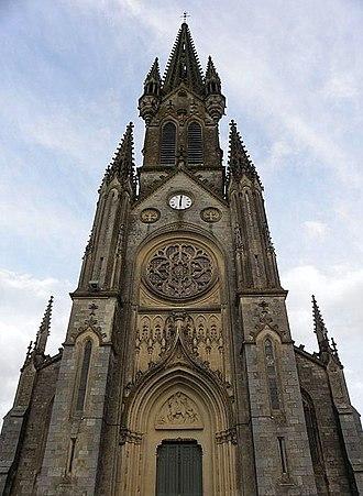 Balazé - Saint-Martin of Balazé Church