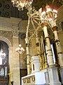 Baldaquin baroque de l'église Saint-Louis de La Roche-sur-Yon.jpg