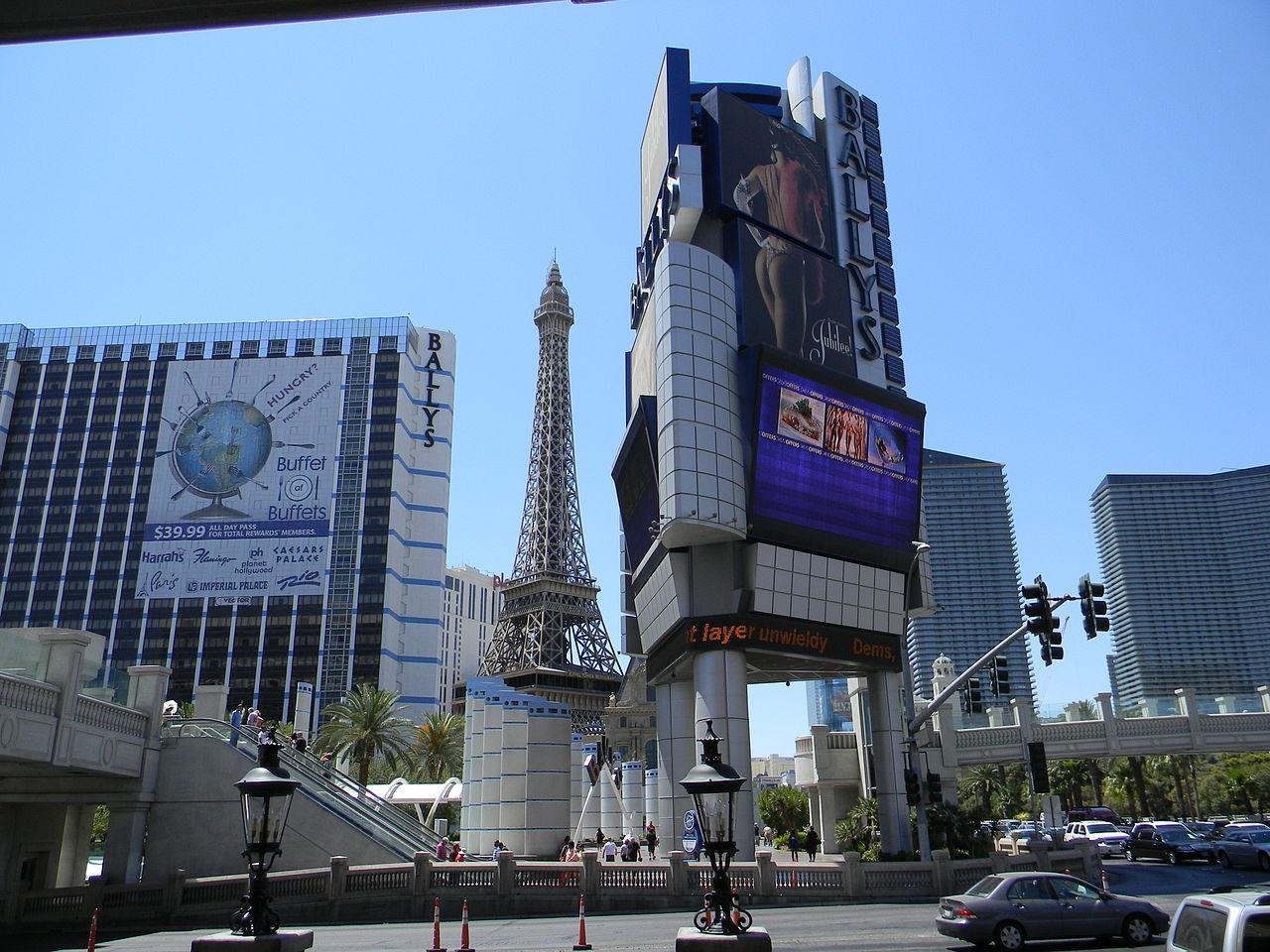 Paris Hotel Las Vegas Description