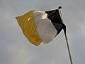 Bandera de Arcachon, en Francia.jpg