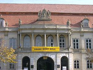 Béla Nagy Abodi - Cluj-Napoca Bánffy Palace