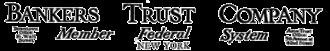 Bankers Trust - Bankers Trust logo c. 1919