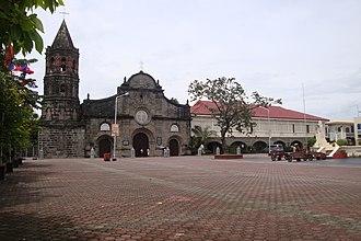 Barasoain Church - Image: Barasoain Church facade
