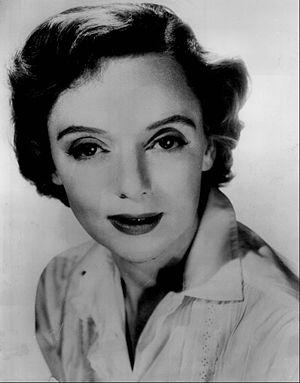 Barbara Baxley - Baxley in 1960.